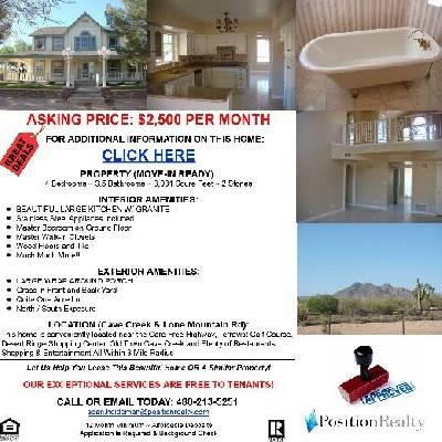 5440 E LONE MOUNTAIN RD Scottsdale, AZ